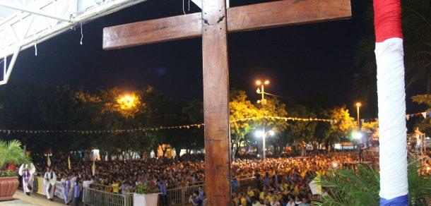 XXI PEREGRINACIÓN NACIONAL DE JÓVENES A CAACUPÉ