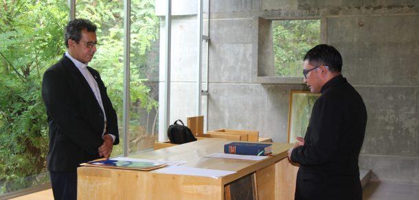 Juramento de nuevo Juez del Tribunal Eclesiástico Nacional de Segunda Instancia