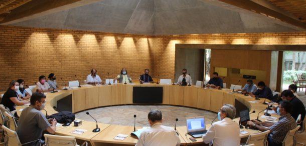 Miembros de la Pastoral Social Nacional evalúan impacto de la pandemia en el país