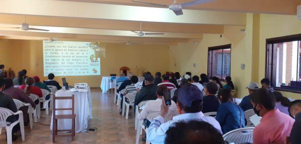 Coordinación Nacional de Laicos invita a participar de encuentros formativos y de reflexión