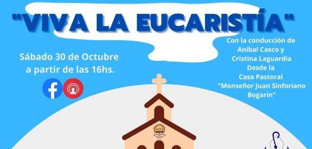 Celebración del Congreso Eucarístico Nacional